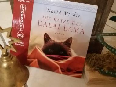HÖRBUCH - Die Katze des Dalai Lama